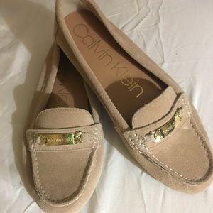Women's Calvin Klein loafers